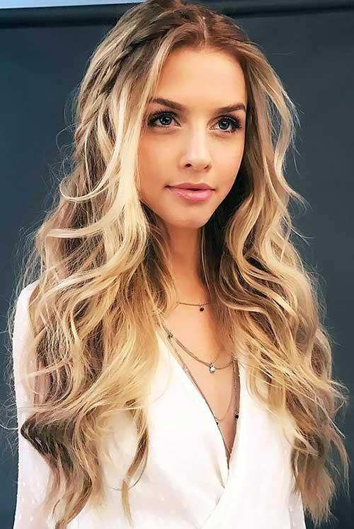 penteado lindo para convidada ou madrinha