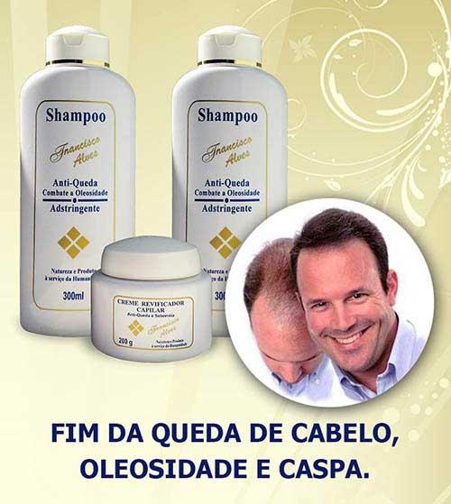 shampoo adstringente