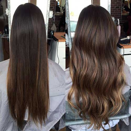 50 Mechas Babylights Passo A Passo Antes E Depois