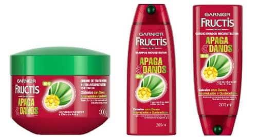 shampoo anti danos
