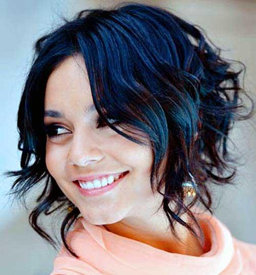 cabelo preto azulado