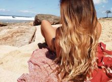 californiana na praia