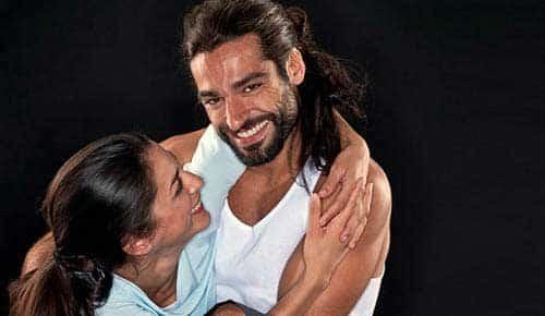 cuidados com cabelos grandes de homem e mulher