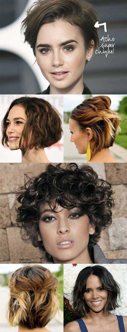 modelos pra cabelo curto