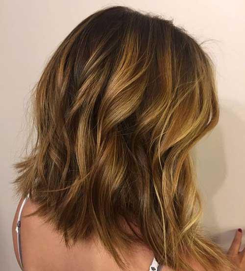 cabelo curto dourado