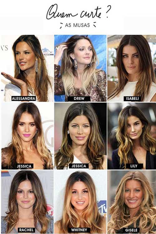 celebridades que usam californiana