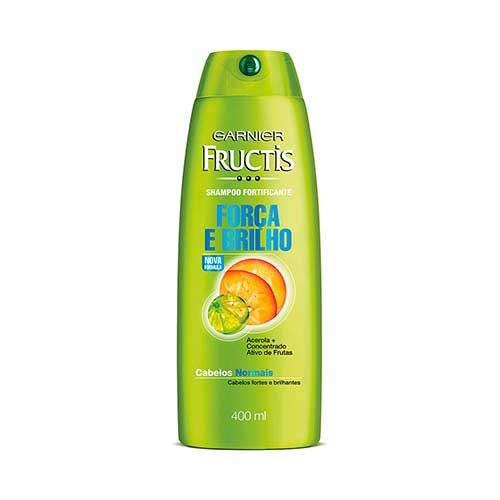 shampoo com forca e brilho