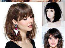 fotos e imagens de franjas pra testa grande