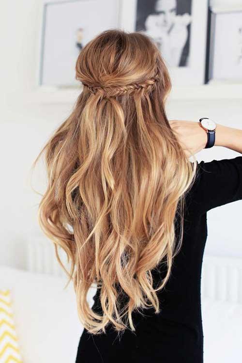 cabelos loiros bem cuidados e grandes