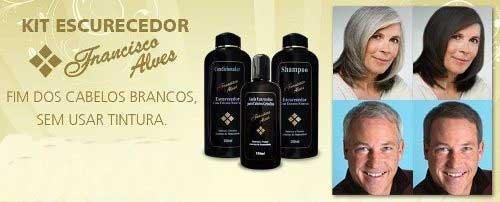 kit com shampoo e condicionador