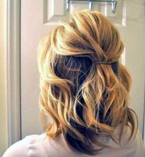 33 Penteados Lindos E Fáceis Pra Fazer Sozinha Tutorial