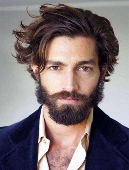cabelo masculino bem cuidado