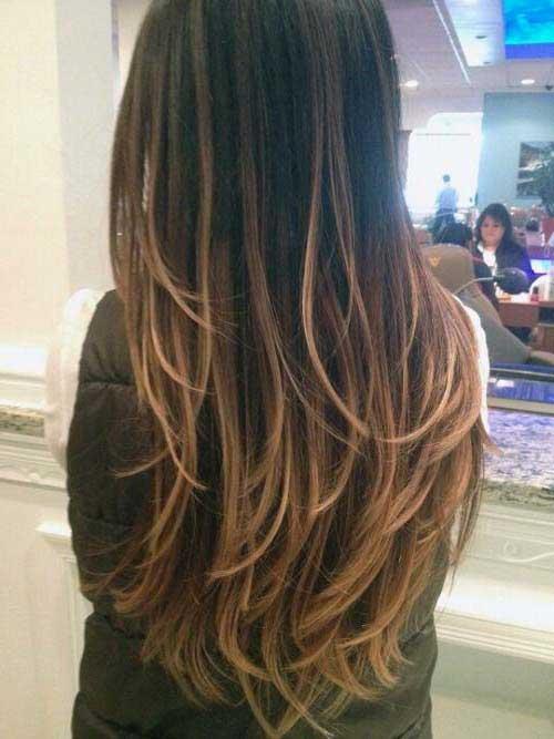 cabelo nas pontas