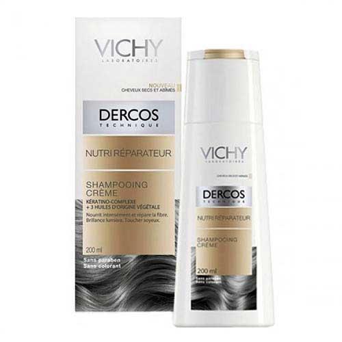 shampoo nutricao reparadora