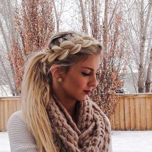 cabelos platinados loiros com raiz escura