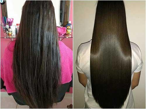 escova progressiva pra tirar volume do cabelo no salao