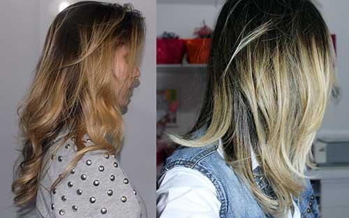 antes e depois - resultado bom!