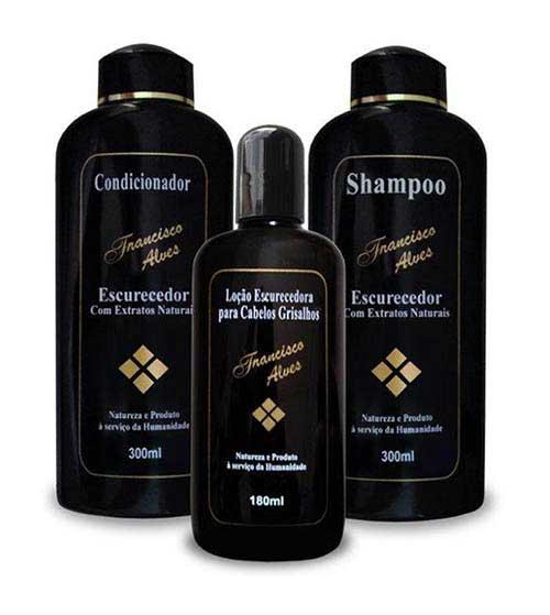 shampoos francisco alves classico