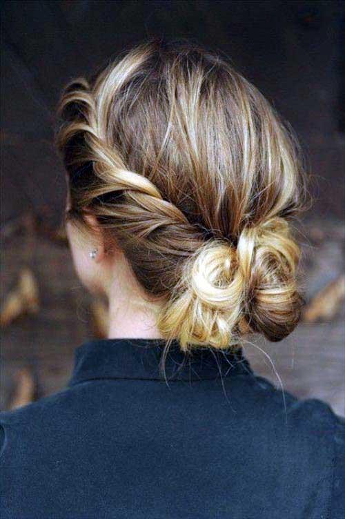 cabelos torcidos grego