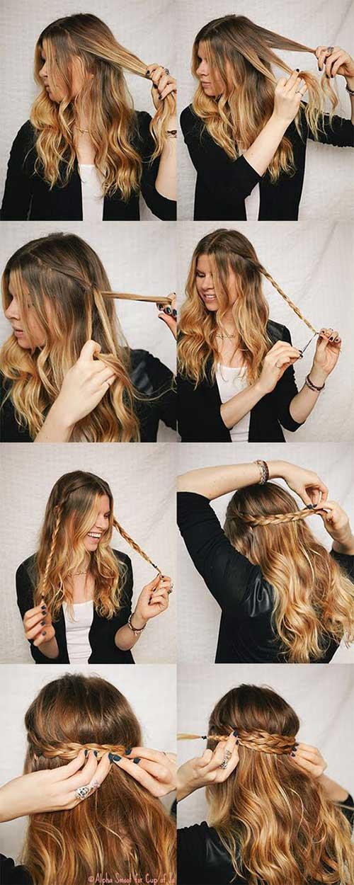 cabelo passo-a-passo