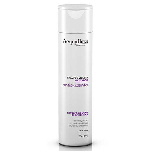 shampoo antioxidante e matizador