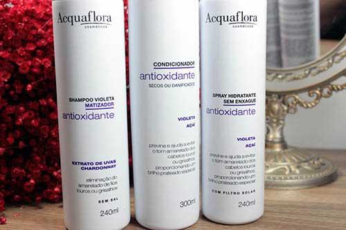 shampoo acquaflora