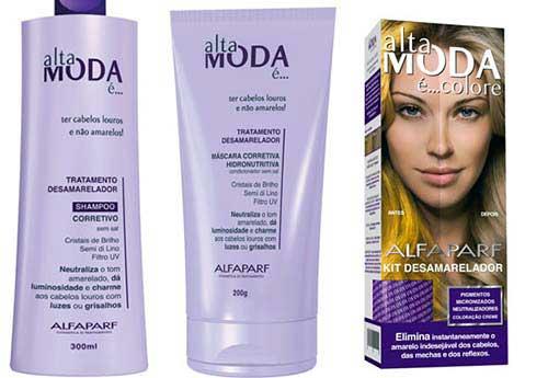 shampoo alfaparf alta moda