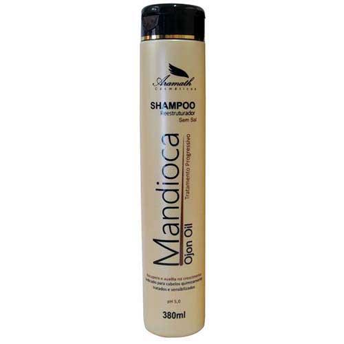 shampoo aramath mandioca