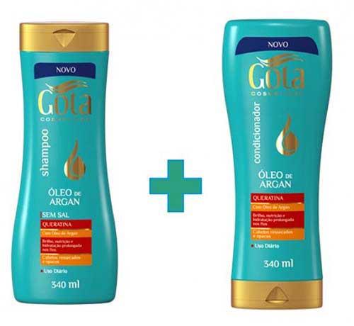 shampoo de oleo