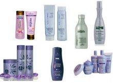shampoo roxo variedade