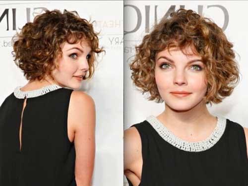 corte de cabelo feminino para rosto redondo e pequeno