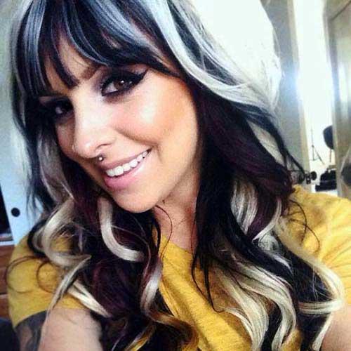 31 cabelos com luzes platinadas veja fotos e aprenda
