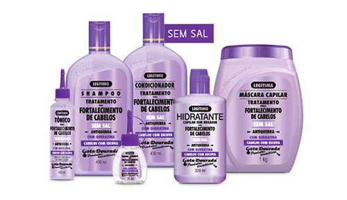 shampoo de escova progressiva