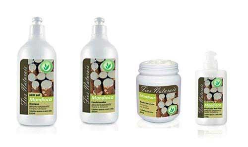 shampoo de mandioca fascinante