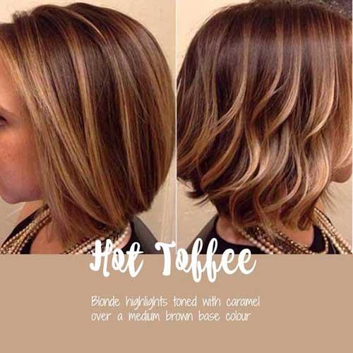 combinacao pra cabelo marrom