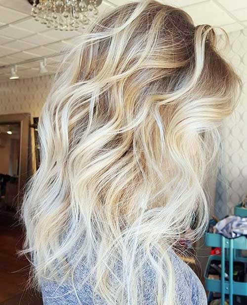 cabelo loiro bem claro