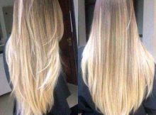 cabelos lisos faceis de fazer