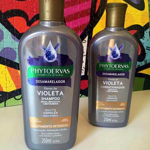 shampoo que matiza