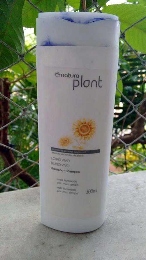 shampoo natura para quem nao tem dinheiro