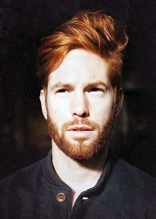 cabelos ruivos masculinos