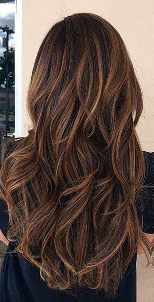 cabelo com ombre hair