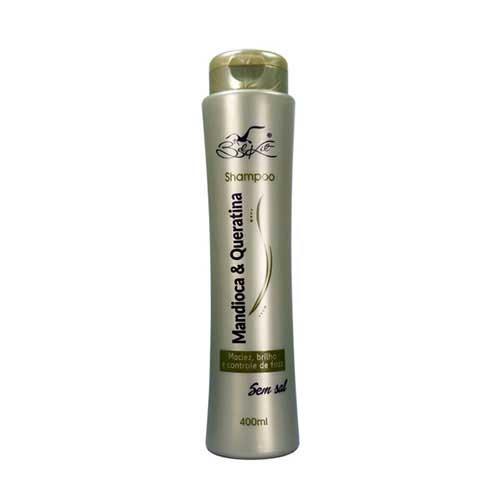 shampoo com queratina hidratante