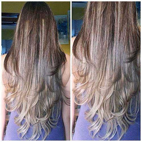cabelos em v especiais