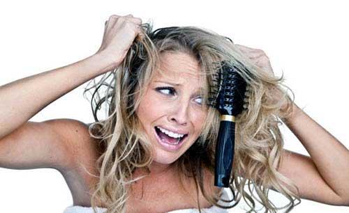 cabelo pode ressecar