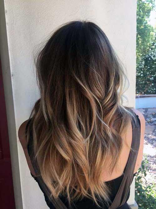 cabelo sombre hair