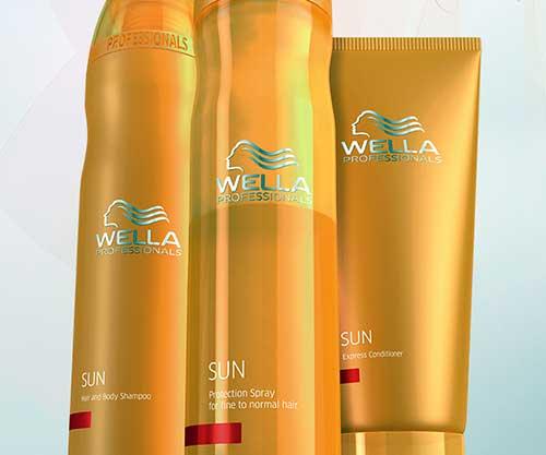shampoo laranja amarelado da wella