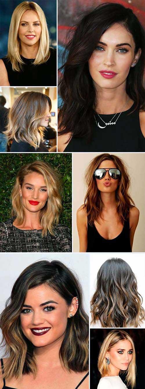 fotos de cabelo repicado para todo tipo de cabelo