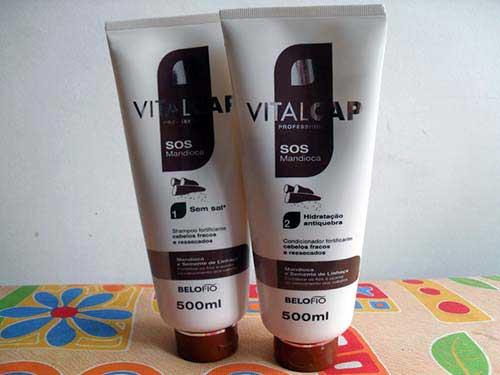 shampoo vitalcap pra oleosos
