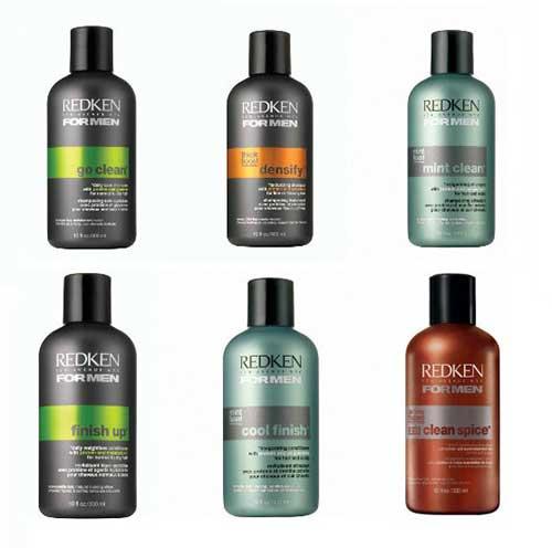 shampoo de homem