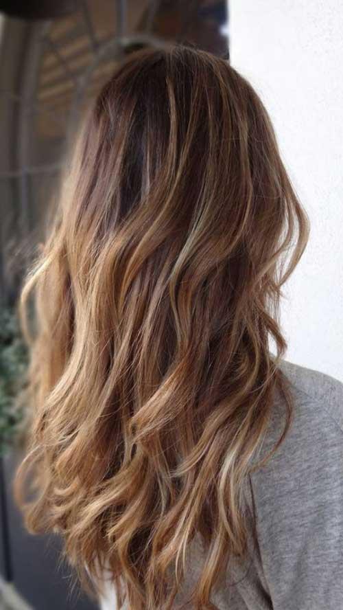 cabelo loiro com ombre
